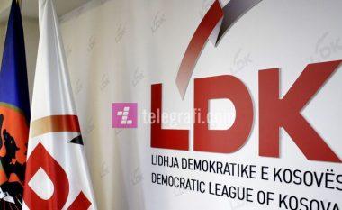 Këta janë 110 kandidatët e LDK-së për deputetë, në zgjedhjet e 6 tetorit