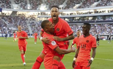 Neymar tregohet përsëri vendimtar, PSG mposht Bordeauxin