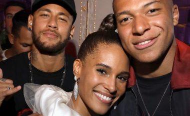 Neymar dhe Mbappe argëtohen bashkë në një festë ditëlindjeje