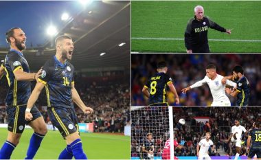 Notat e lojtarëve, Angli 5-3 Kosovë: Berisha dhe Muriqi më të mirët, mbrojtja nuk ishte në ditën e vet