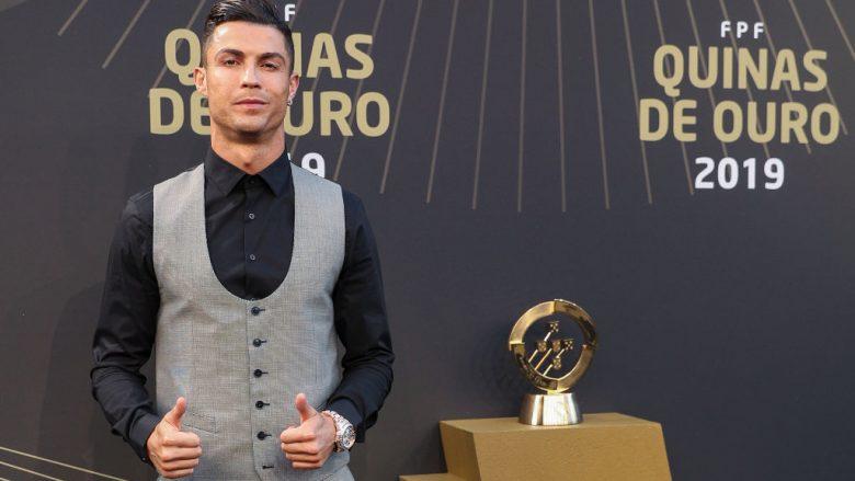 Cristiano Ronaldo (Foto: Carlos Rodrigues/Getty Images/Guliver)