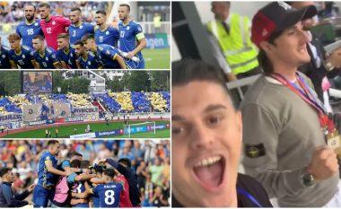 Prapaskenat nga ndeshja Kosovë – Çeki: Koreografia fantastike, lëndimi i Dardanëve pas golit të dytë, Nuhiu e Ujkani në rolin e trajnerit dhe leja e speciale që morën Rashica e Kryeziu