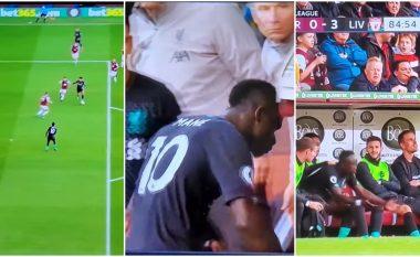 Salah tregohet egoist, Mane shpërthen ndaj tij dhe trajnerit Klopp