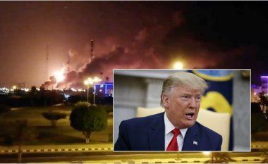 """Trump: SHBA është """"e gatshme"""" për t'u përgjigjur nëse Irani sulmoi fushat e naftës Saudite"""