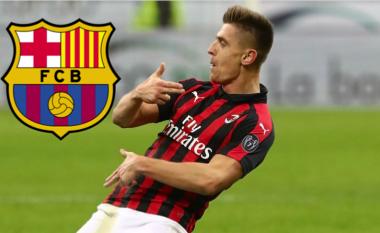 Barcelona po e konsideron transferimin e Piatekut