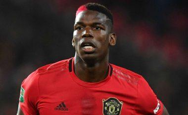 Pogba nuk dëshiron të rinovojë kontratën me Manchester Unitedin