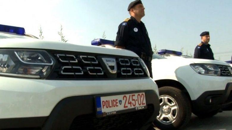 Policia e Kosovës pranon 10 automjete donacion nga policia e Gjermanisë