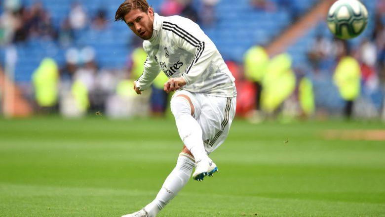 Sergio Ramos (Foto: Denis Doyle/Getty Images/Guliver)