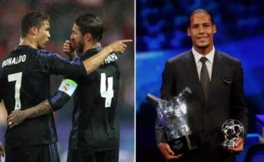 Ramos: Van Dijk mund ta fitojë Topin e Artë