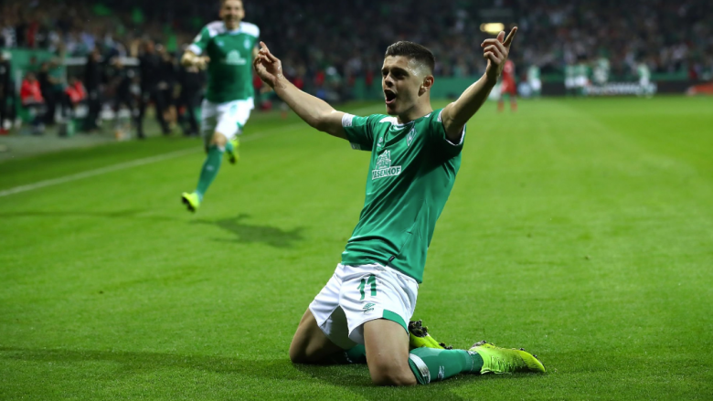 Milot Rashica (Foto: Werder Bremen SC/Twitter)