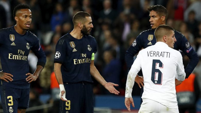 Real Madrid - PSG (Foto: Marca.com)