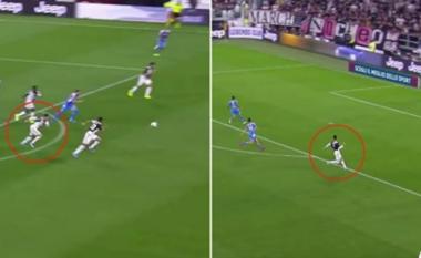 Ronaldo i kaloi 92 metra për vetëm dhjetë sekonda në përballjen me Napolin