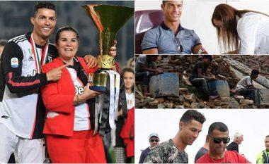 Cristiano Ronaldo: 18 tregime të jashtëzakonshme që do t'ju bëjnë të ndryshoni mendim për yllin portugez