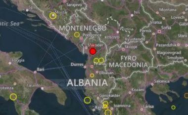 Shqipëria në vendin e 43-të në botë për rrezikun nga tërmetet