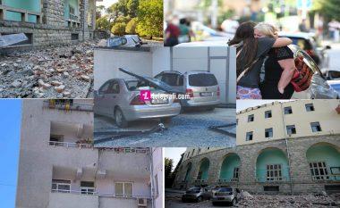 Gjithçka që ndodhi këtë të shtunë pas pesë tërmeteve që goditën Shqipërinë - momente frike, panik, rreth 70 të lënduar e shumë dëme materiale