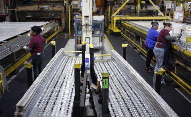 Lufta tregtare shkakton rënie të prodhimit në SHBA