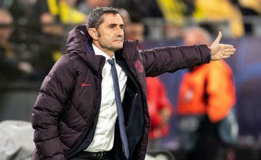 Valverde drejt shkarkimit, katër trajnerë në pritje që ta marrin drejtimin e Barcelonës
