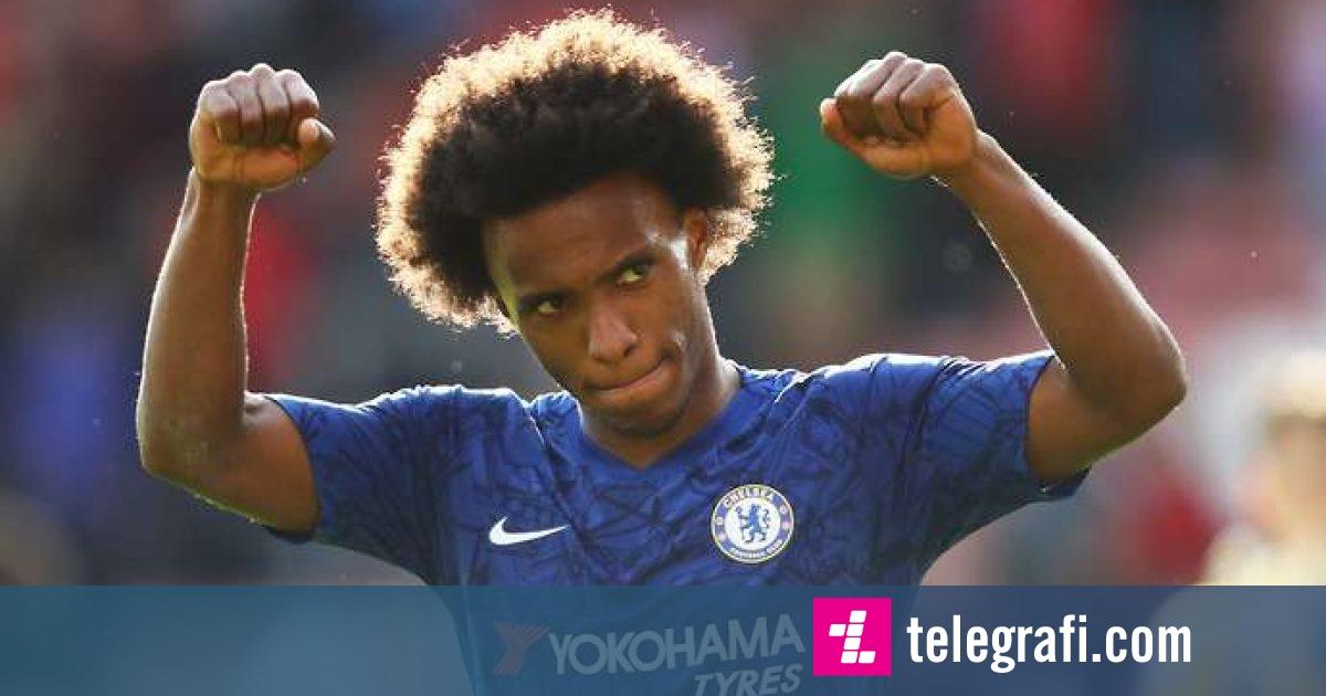 Photo of Chelsea planifikon t'i vazhdojë kontratën Willianit