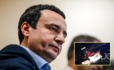 Aksidentohet vetura me të cilën po udhëtonte Albin Kurti në Tiranë - deklarohet Vetëvendosje