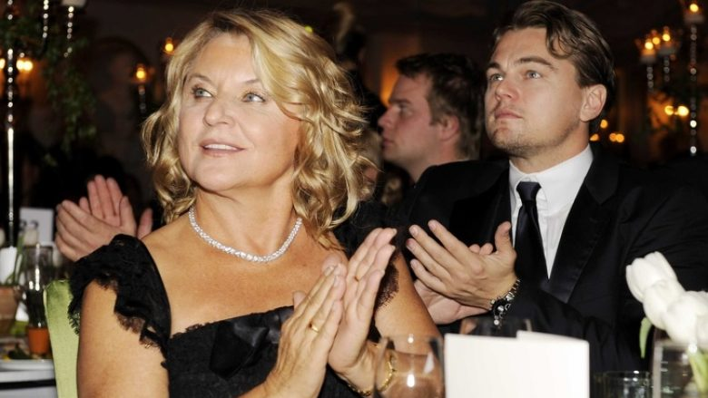 Leonardo DiCaprio me nënën e tij (Foto: AGENCY PEOPLE IMAGE/SIPA / EAST NEWS)
