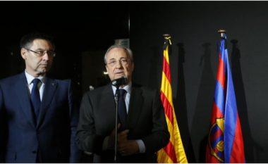 Barcelona dhe Real Madrid kundërshtojnë që të ndërrohet stadiumi për El Clasico