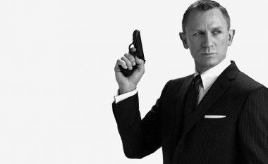 Zbulohet posteri i filmit të 25-të të James Bondit