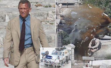 Për filmin e 25-të të James Bondit janë xhiruar tri versione të ndryshme të përfundimit
