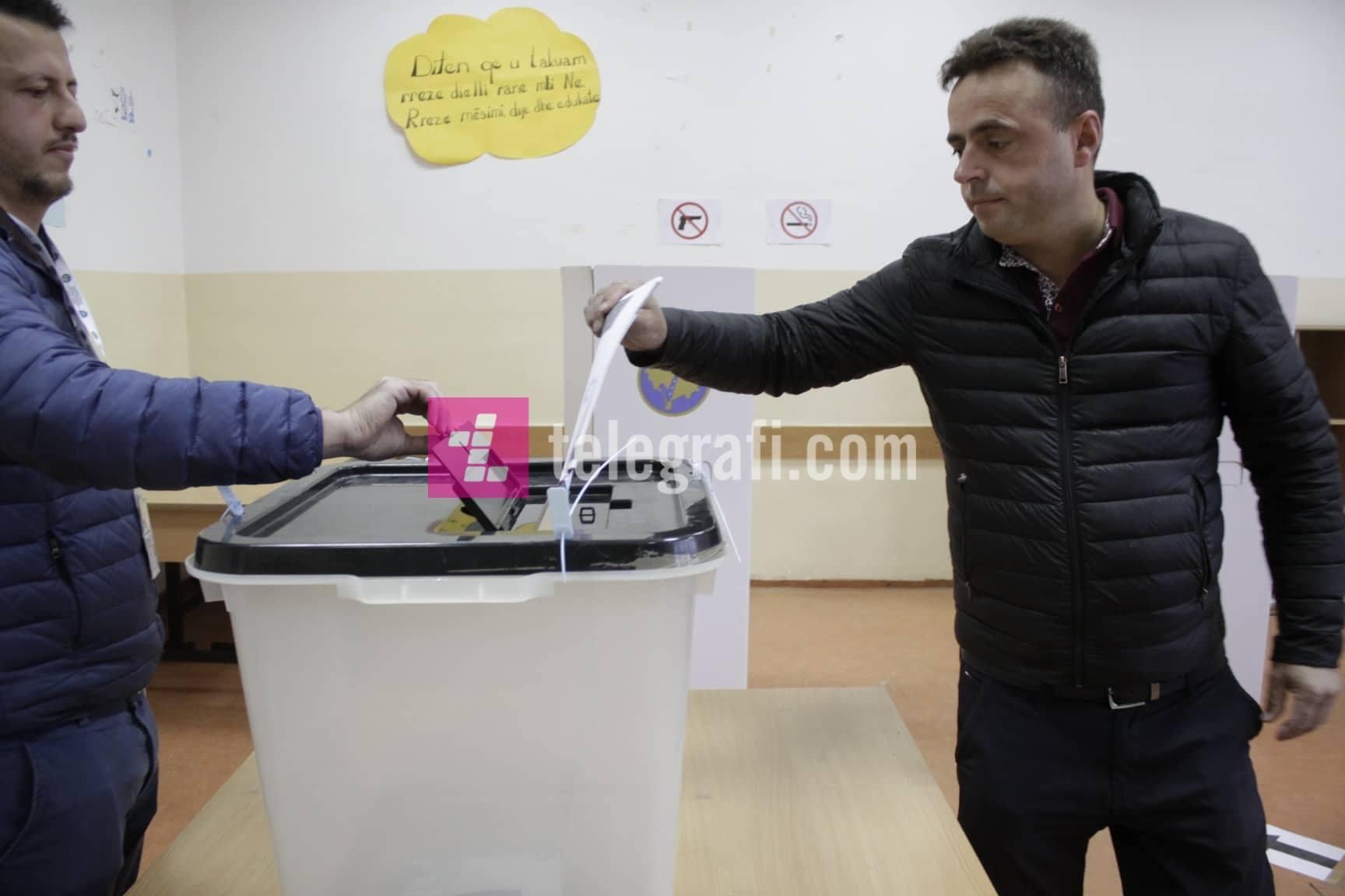 LDK thirrje thirrje qytetarëve për të votuar