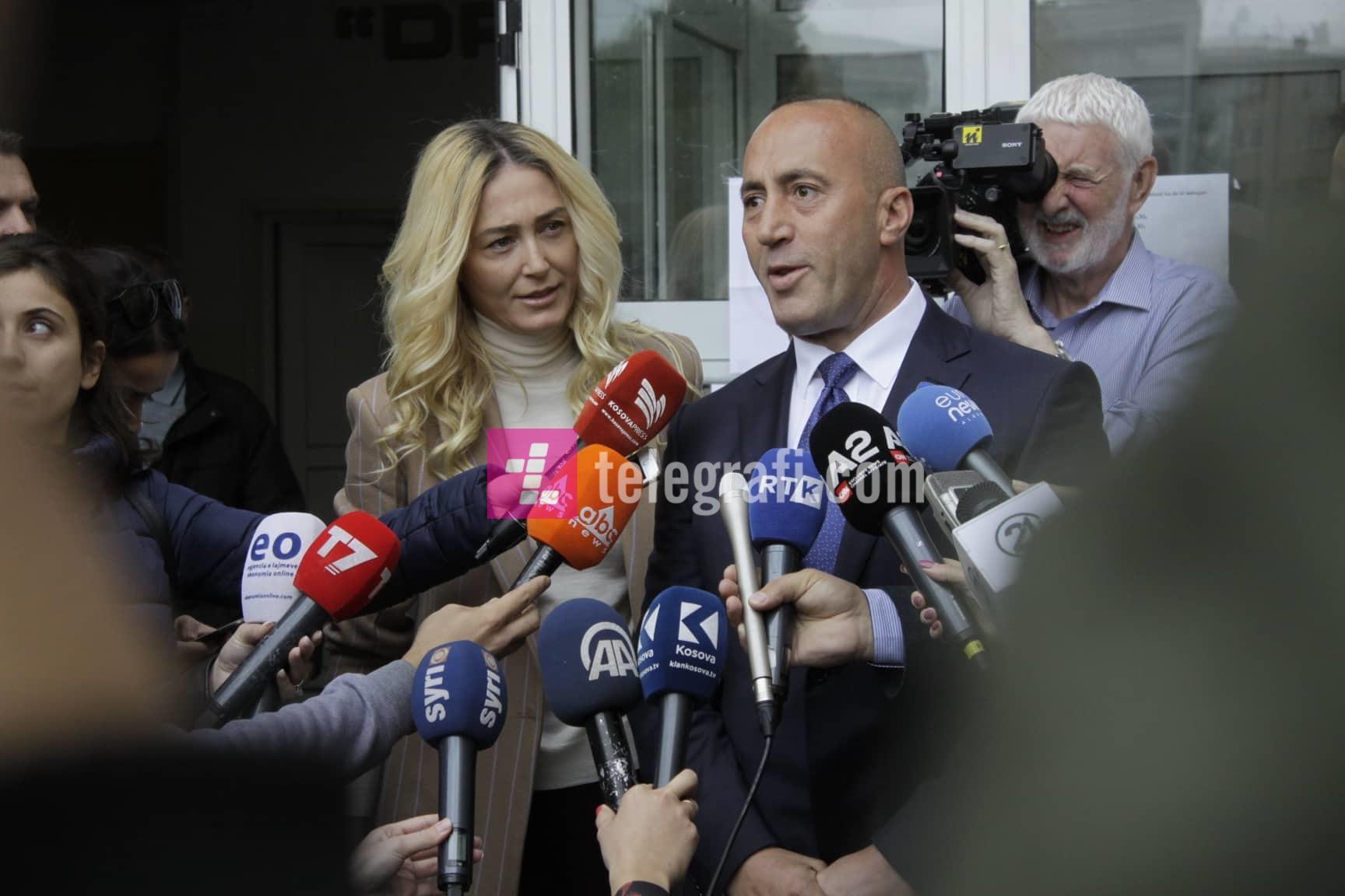 Haradinaj fton qytetarët të votojnë