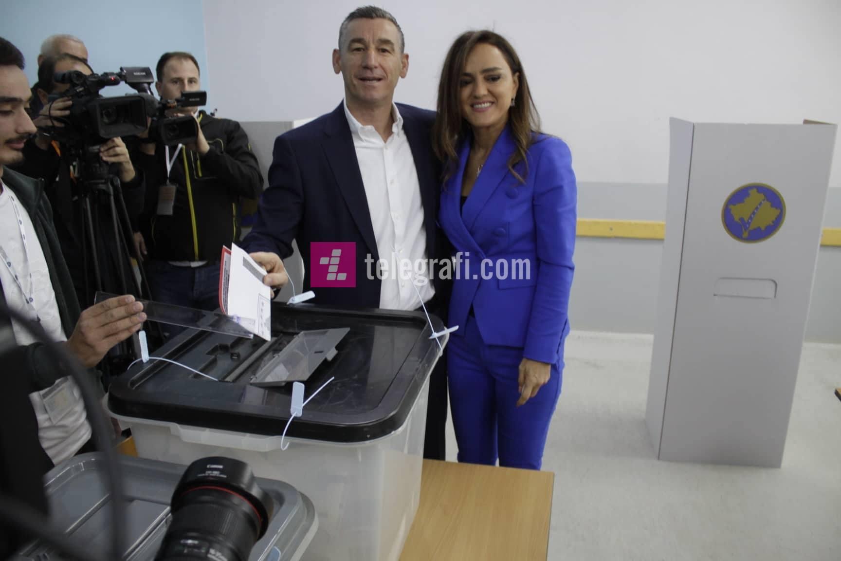 Voton Veseli, fton qytetarët të dalin në votime