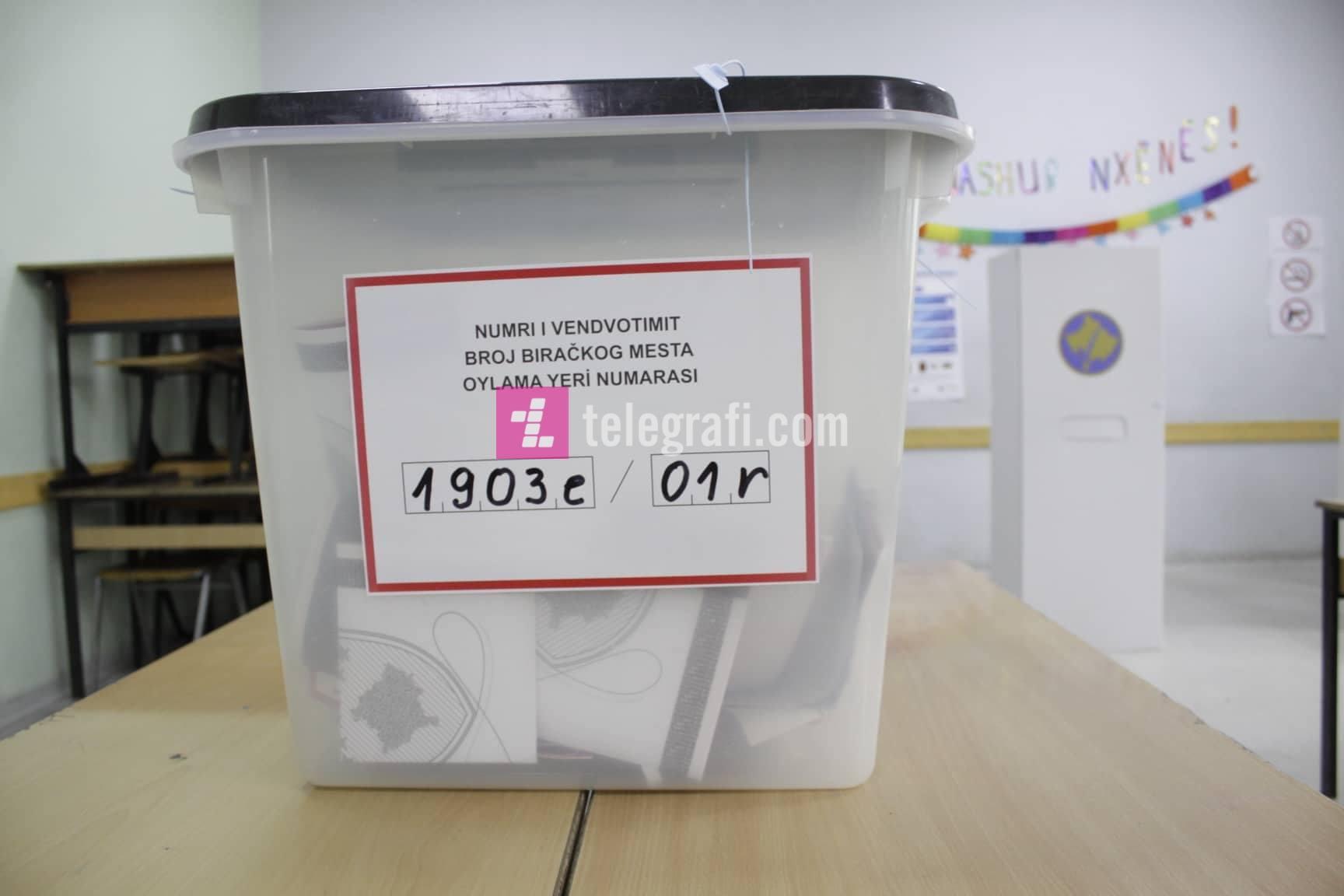Prokurori i Shtetit në mbrojtje të votës