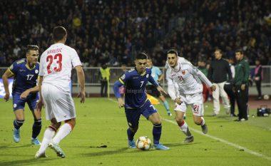 Rashica: Mund të shënonim më shumë gola ndaj Malit të Zi