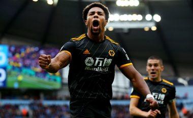 Wolverhamptoni e befason Cityn, e mposht kampionin në Etihad