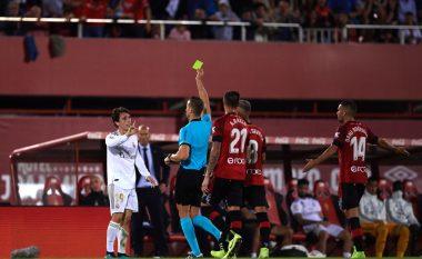 Mallorca 1-0 Real Madrid, notat e lojtarëve
