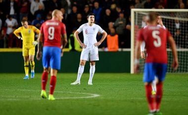 Grupi i Kosovës: Republika Çeke mposht Anglinë - Mali i Zi dhe Bullgaria luajnë pa gola