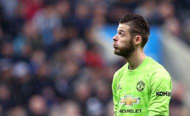 Lëndimi i De Geas, shqetësim për Unitedin para ndeshjes ndaj Liverpoolit