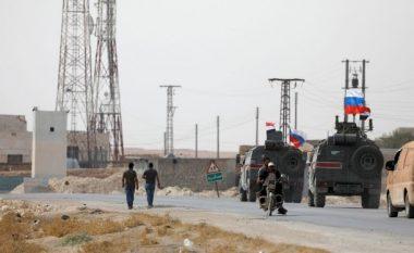 Forcat ruse dhe siriane hyjnë në qytetin Kobani