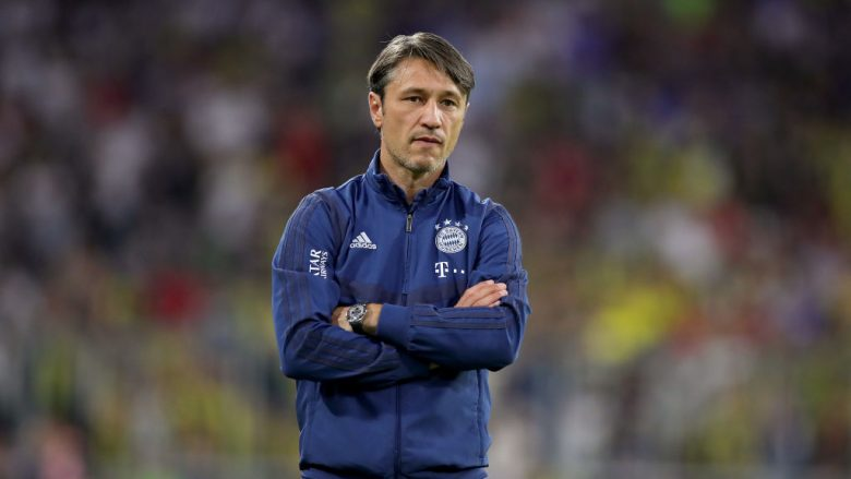 Niko Kovac. (Photo by Alexander Hassenstein/Getty Images for AUDI)