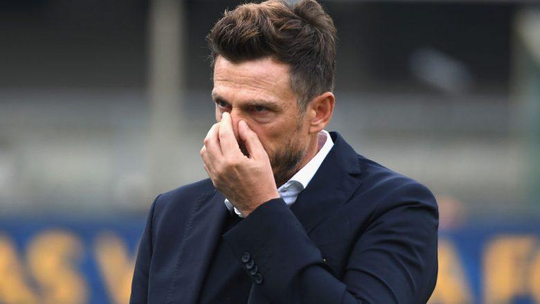 Eusebio Di Francesco .  (Foto: Alessandro Sabattini/Getty Images/Guliver)