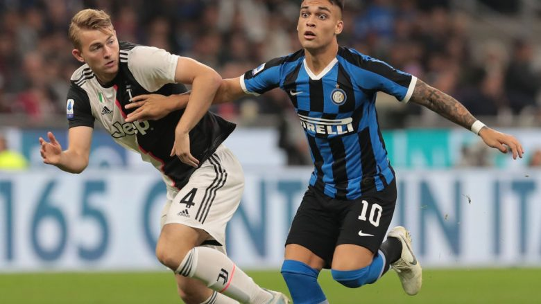 Inter - Juventus (Foto: Emilio Andreoli/Getty Images/Guliver)
