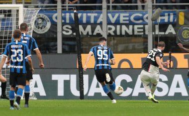 Juventusi i shkakton humbjen e parë Interit dhe i merr kreun e tabelës në Serie A