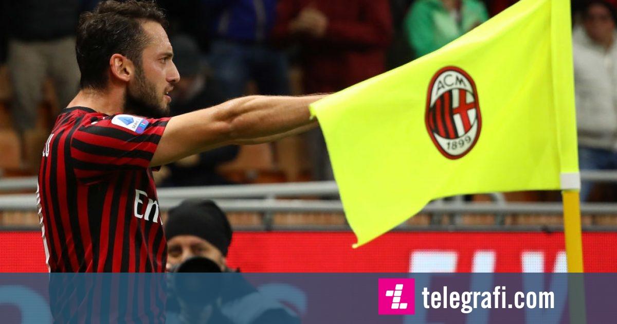 Photo of Notat e lojtarëve: Milan 2-2 Lecce, Calhanouglu më i miri