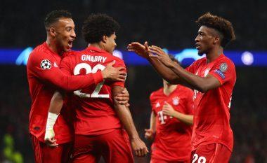 Bayern Munich i shënon shtatë gola Tottenhamit – Gnarby realizon 'poker' në fitoren spektakolare të bavarezëve