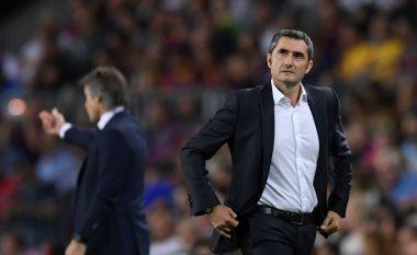 Valverde: Interi ekip i shkëlqyer, por nuk i rezistuan ritmit tonë në pjesën e dytë