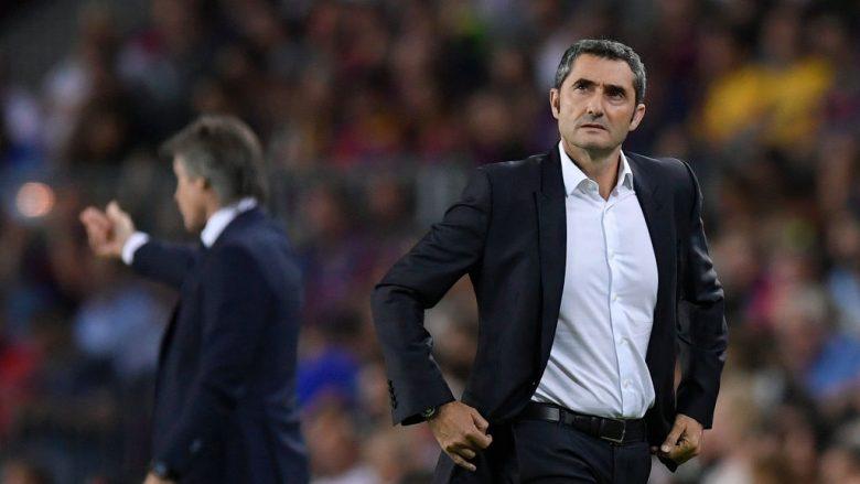 Ernesto Valverde . (Photo by Alex Caparros/Getty Images)