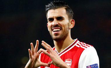 Ceballos: Nuk më vije keq që u largova nga Reali, e dua Arsenalin