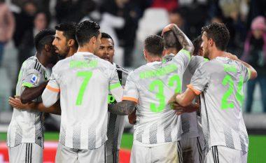 Juventusi fiton në frymën e fundit ndaj Genoas