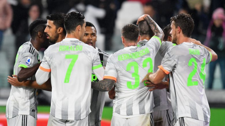 Juventus .  (Photo by Alessandro Sabattini/Getty Images)