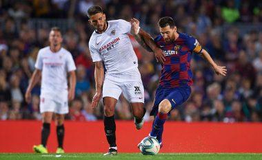 Barcelona fiton me rezultat bindës ndaj Sevillës