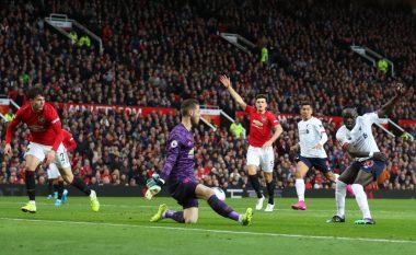 United i bën favor Cityt, e ndal Liverpoolin në Old Trafford
